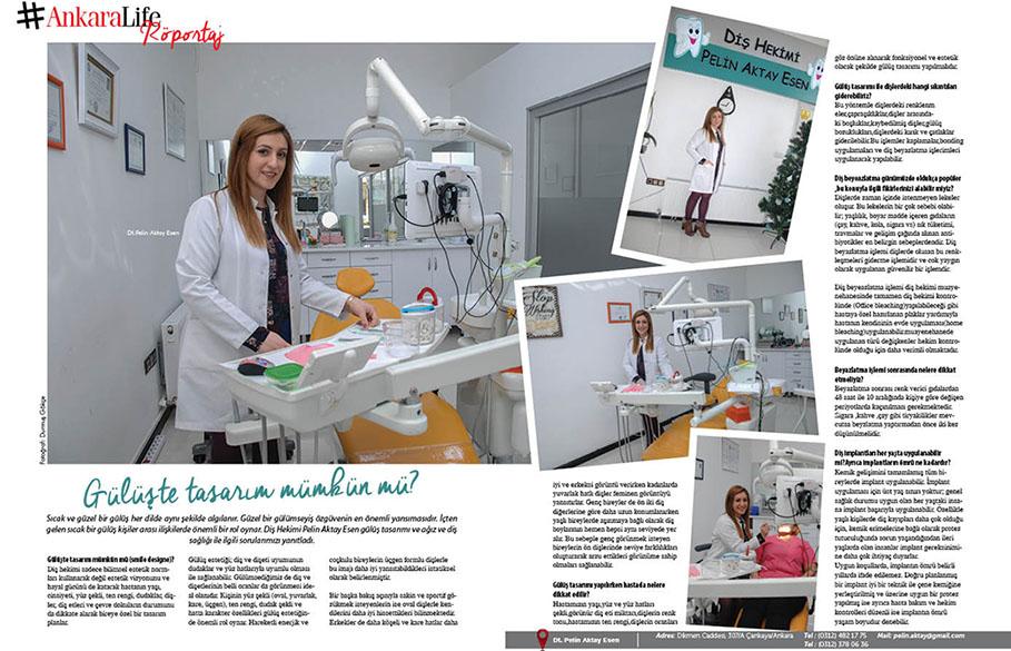 Ankara Life Röportaj